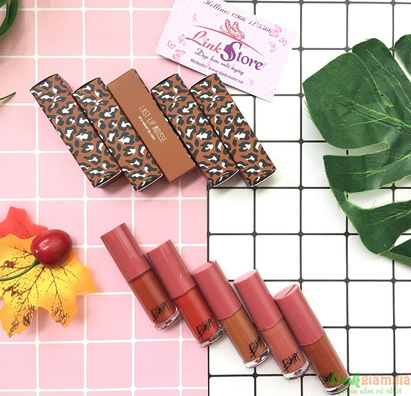 Review son Bbia Last Lip Mousse Version 3